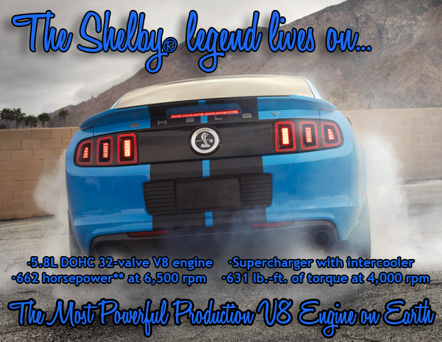 2014 Shelby Mustang Anderson Ford Clinton IL